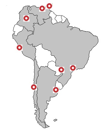 Pan-American Regional Conferences on Soil Mechanics and Geotechnical Engineering